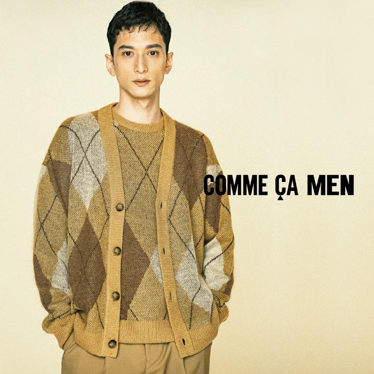 『COMME CA MEN』ZOZOTOWNショップイメージ