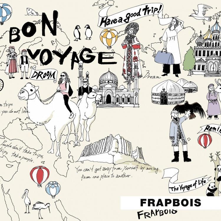 『FRAPBOIS』ZOZOTOWNショップイメージ