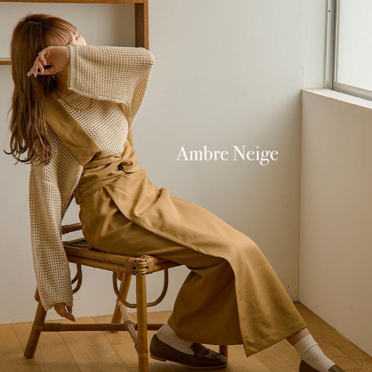 『Ambre Neige』ZOZOTOWNショップイメージ