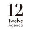 『12Twelve Agenda』ZOZOTOWNショップイメージ