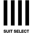 『SUIT SELECT』ZOZOTOWNショップイメージ